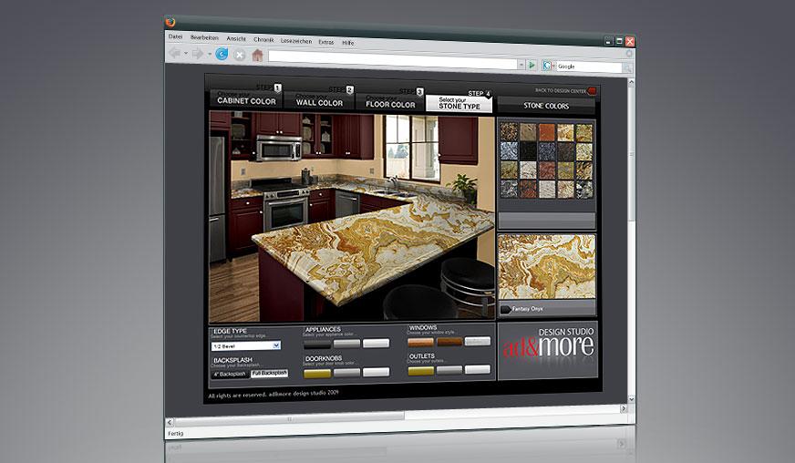 interactive kitchen design. Virtual Kitchen Design Center Ad And More Studio